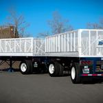 Lightweight Chassis Trailers